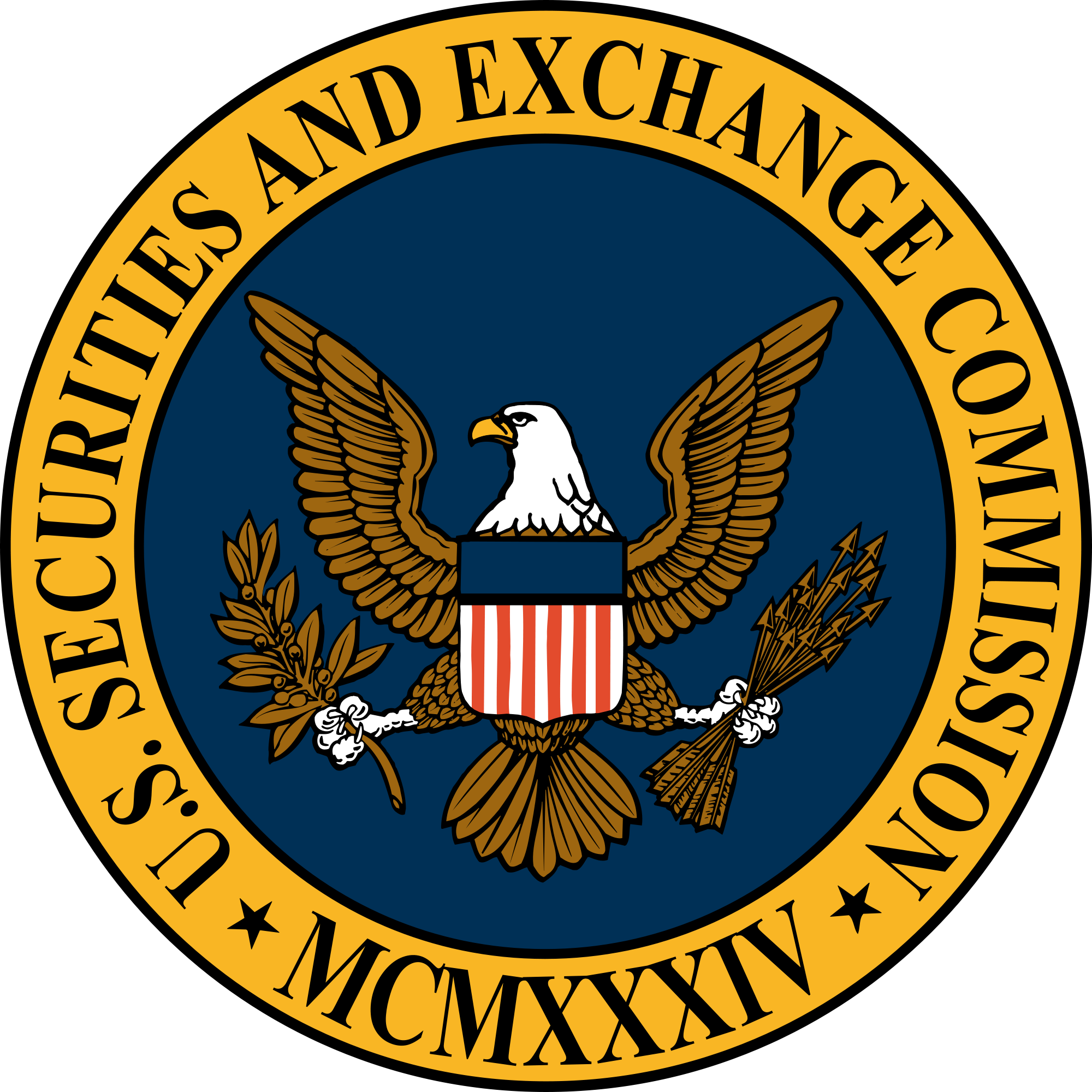 U.S. Securities and Exchange Commission Logo