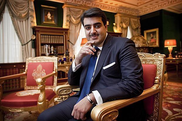 Qatari Royal Family S Property Company